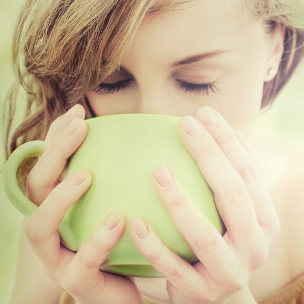 Having a cup of herbal tea as part of your nighttime wind down routine, can be a great addition.
