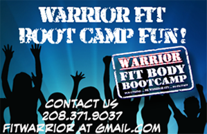 Contact Warrior Fit