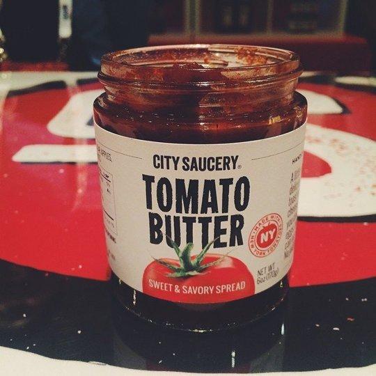 Fancy Food Tomato Butter